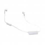 Philips MyJam SHB5250WT In-Ear Bluetooth Earphones (white) 1