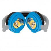Despicable Me Kids Stereo Headphones - слушалки подходящи за деца за мобилни устройства 1