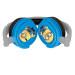 Despicable Me Kids Stereo Headphones - слушалки подходящи за деца за мобилни устройства 2