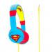 OTL Superman Junior Headphones - слушалки подходящи за деца за мобилни устройства (син) 1