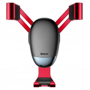 Baseus Mini Gravity Car Vent Mount (red)
