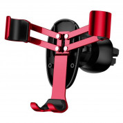 Baseus Mini Gravity Car Vent Mount (red) 3