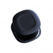 Baseus Airbag Support Holder - поставка и аксесоар против изпускане на вашия смартфон и поставка за кола (черен)