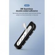 Baseus Auxiliary for Film & Cable Bundle - органайзер за кабели и помощник при поставянето на стъклени протектори за iPhone 11 Pro Max, iPhone XS Max 11