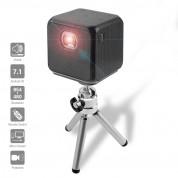4smarts Pocket Projector - безжичен портативен проектор за мобилни устройства (черен)