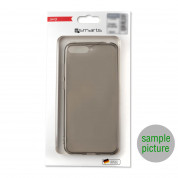 4smarts Soft Cover Invisible Slim - тънък силиконов кейс за iPhone 8, iPhone 7, iPhone 6S/6 (черен) 4