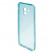4smarts Soft Cover Invisible Slim - тънък силиконов кейс за Huawei P Smart (2019) (син) 2
