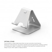 Elago P4 Stand (Silver) for iPad & Tablet PC 1
