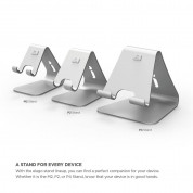 Elago P4 Stand (Silver) for iPad & Tablet PC 2