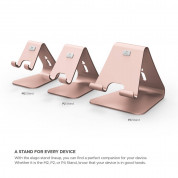 Elago P4 Stand (Silver) for iPad & Tablet PC (rose gold) 2