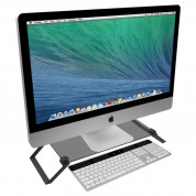Macally Tempered Glass Monitor Stand 6