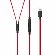 Beats urBeats3 Earphones with Lightning Connector - The Beats Decade Collection -Black-Red 4