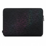Incase Compact Sleeve in Reflective Mesh - качествен калъф за MacBook Air 13 (черен) 3