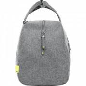 Incase EO Duffel - сак за пътуване с отделение за MacBook Pro 15 и лаптоти до 15.4 инча (сив) 1