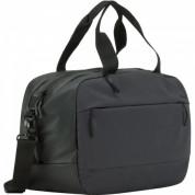 Incase City Duffel - сак за пътуване с отделение за MacBook Pro 15 и лаптоти до 15.4 инча (черен) 2