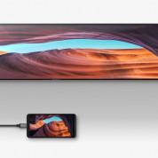 ADAM Elements CASA C100+ USB-C Cable 100W - USB-C към USB-C кабел за MacBook и устройства с USB-C порт (100 cm) (черен) 4