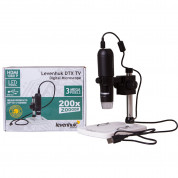 Levenhuk DTX TV Digital Microscope with USB and HDMI 1