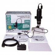 Levenhuk DTX TV Digital Microscope with USB and HDMI 11