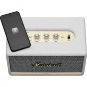 Marshall Acton II - безжичен аудиофилски спийкър за мобилни устройства с Bluetooth и 3.5 mm изход (бял) 13