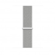 Apple Watch Series 4, 44mm Silver Aluminum Case with Seashell Sport Loop - умен часовник от Apple 2