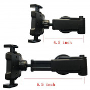 Long Neck One Touch Car Mount for mobile phones 1