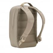 Incase City Compact Backpack - елегантна и стилна раница за MacBook Pro 15 и лаптопи до 15 инча (златист) 8