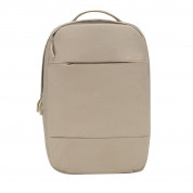 Incase City Compact Backpack - елегантна и стилна раница за MacBook Pro 15 и лаптопи до 15 инча (златист) 2