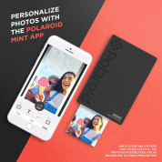 Polaroid Mint Pocket Printer Zink Zero Ink Technology with Built-In Bluetooth for Android & iOS Devices (black) 8