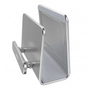 Baseus Wall Mounted Metal Holder (silver) 1