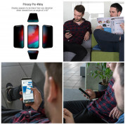 4smarts Second Glass Privacy Pro 4Way Anti-Spy for iPhone iPhone 8, iPhone 7 2