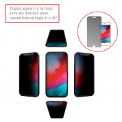 4smarts Second Glass Privacy Pro 4Way Anti-Spy for iPhone iPhone 8, iPhone 7 1