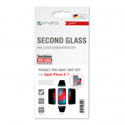 4smarts Second Glass Privacy Pro 4Way Anti-Spy for iPhone iPhone 8, iPhone 7 3