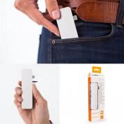 HyperDrive Solo 7-in-1 USB-C Hub - мултифункционален хъб за свързване на допълнителна периферия за MacBook Pro и компютри с USB-C (сребрист) 7