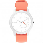 Withings Move Activity Tracking Watch - White / Coral