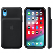Apple Smart Battery Case - оригинален кейс с вградена батерия за iPhone XR (черен) 3