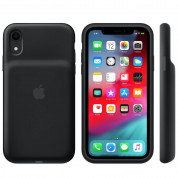 Apple Smart Battery Case - оригинален кейс с вградена батерия за iPhone XR (черен) 5
