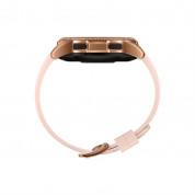 Samsung Galaxy Watch SM-R810N 42 mm - умен часовник с GPS за мобилни устойства (розово злато) 3