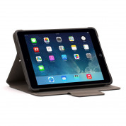 Griffin Turnfolio Keyboard Case - кожен кейс и поставка за iPad Air 2 3