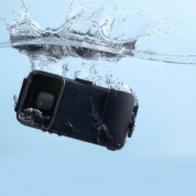 Huawei Mate 20 Pro Waterproof Case - оригинален водоустойчив кейс за Mate 20 Pro (син) 6