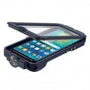 Huawei Mate 20 Pro Snorkeling Waterproof Case - оригинален водоустойчив кейс за Mate 20 Pro (син) 4