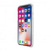 Incipio Classic Design Series Case - дизайнерски поликарбонатов кейс за iPhone XS, iPhone X (златист) 3
