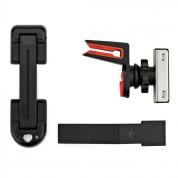 Joby GripTight Auto Vent Clip XL - универсална поставка за радиатора на кола за смартфони с ширина от 5.4 до 7.2 см 1