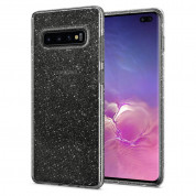 Spigen Liquid Crystal Glitter Case for Samsung Galaxy S10 Plus (clear) 1
