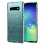 Spigen Liquid Crystal Glitter Case for Samsung Galaxy S10 Plus (clear) 4