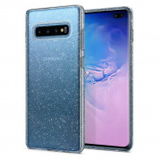 Spigen Liquid Crystal Glitter Case for Samsung Galaxy S10 Plus (clear) 3