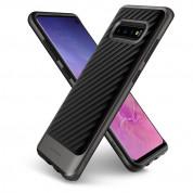 Spigen Neo Hybrid Case for Samsung Galaxy S10 (gunmetal) 2