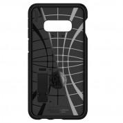 Spigen Tough Armor Case - хибриден кейс с най-висока степен на защита за Samsung Galaxy S10E (черен) 6
