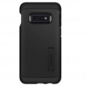 Spigen Tough Armor Case - хибриден кейс с най-висока степен на защита за Samsung Galaxy S10E (черен) 1