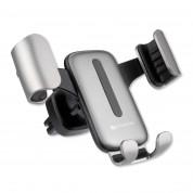 4smarts Universal Car Vent Holder Grabber - поставка за радиатора на кола за смартфони до 92 мм. на ширина (черен) 2