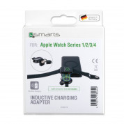 4smarts Apple Watch Inductive Charging Adapter for Apple Watch (1 meter) 4
